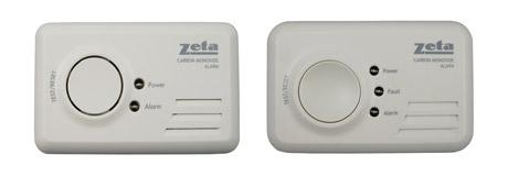 Domestic Carbon Monoxide Alarm