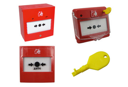 Fire Alarm System Components: Manual