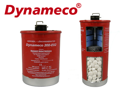 dynameco fire extinguishers