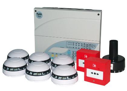 Twinflex Fire Alarm Kit