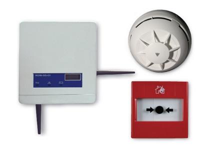 wireless fire alarms