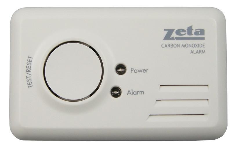Zeta CO Detector