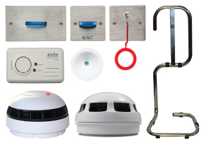 fire alarm and accessories