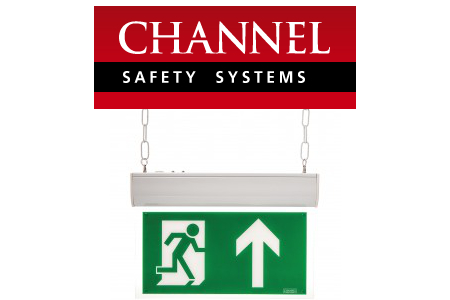 Chanel LED Emergency Lighting