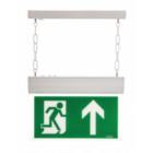 Forest LED Emergency Exit Sign