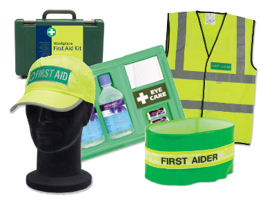 First Aid and Safety Equipment