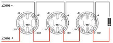 Infinity Control Panel Quick Start Guide on resistor wire diagram