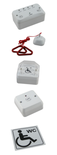 Disabled Toilet Alarm Kit Special Offer