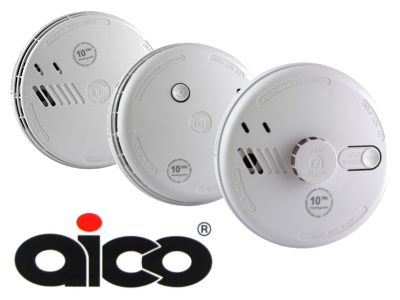 Aico Domestic Mains Power Fire Alarms