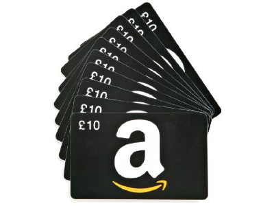 Win a £100 Amazon Voucher