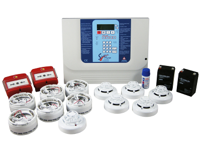 Simplicity Addressable Fire Alarm System