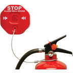 Fire Extinguisher Alarms