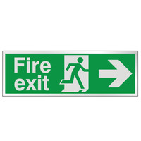 Prestige Fire Exit Signs