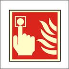 Photoluminescent Fire Equipment Signs