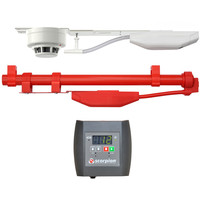 Hard-To-Access Smoke Detector Testing Solution