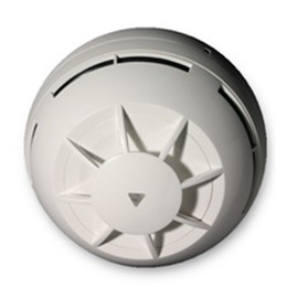 HyFire Intelligent Wireless Heat Detector c/w Base and Batteries