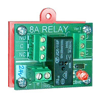 Fire Alarms, Fire Alarm Accessories, Fire Alarm Relays - Easy Relay 24V Fire Panel Relay (24V DC Coil)