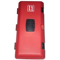 Fire Extinguishers & Blankets, Fire Extinguishers Stands & Cabinets - Single Fire Extinguisher Cabinet (Small)