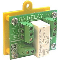 Fire Alarms, Fire Alarm Accessories, Fire Alarm Relays - Easy Relay 240V Mains Relay (230V AC 50/60Hz Coil)