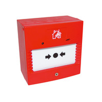 Fire Alarms, Manual Call Points, Addressable Call Points, Fike Sita Manual Call Points - Sita Addressable Manual Call Point