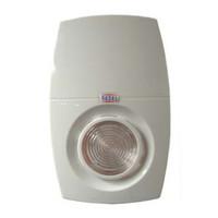 Cigarette Smoke Detectors, Wireless Cigarette Smoke Detectors - Cig-Arrête Wireless Combined Sounder Flasher Unit c/w Voice Alarm