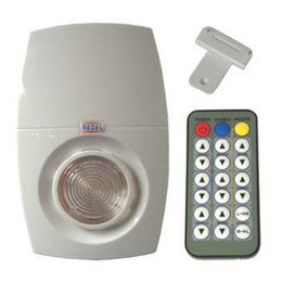 Cig-Arrête Wireless Combined Sounder Flasher Unit c/w Voice Alarm