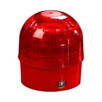 Fire Alarms, Sounders, Flashers & Bells, Fire Alarm Sounders, Addressable Sounders, Apollo XP95 Sounders - Apollo XP95 Intelligent Open-Area Sounder Beacon With Red or Clear Lens