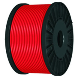 Red 2 Core Enhanced Fire Performance Cable (1.5mm)