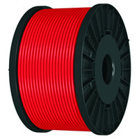 Fire Alarms, Fire Alarm Accessories, Fire Resistant Cable & Clips, Fire Cable - Red 2 Core Enhanced Fire Performance Cable (1.5mm)