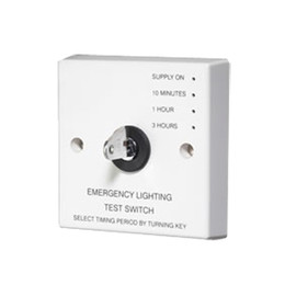Automatic Emergency Test Switch