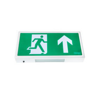 Emergency Lighting, Emergency Exit Signs - Alpine LED Emergency Exit Sign