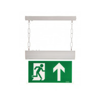 Forest Self Test LED Emergency Exit Sign