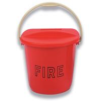 Fire Extinguishers & Blankets, Fire Buckets - Plastic Fire Bucket