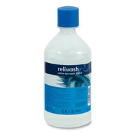 Reliwash Saline Eye wash – 500ml
