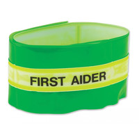 First Aid & Safety Equipment, First Aid Accessories - First Aider Armband