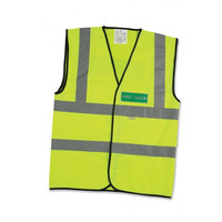 First Aid & Safety Equipment, First Aid Accessories - First Aider Waistcoat