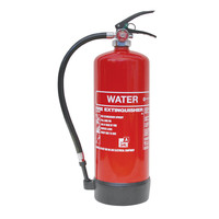 Fire Extinguishers & Blankets, Water Fire Extinguishers - 6 Litre Water Extinguisher