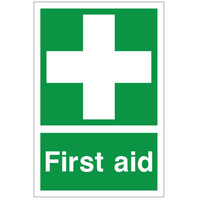 First Aid & Safety Equipment, First Aid Signs - First Aid Sign