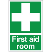 Fire Signs, First Aid Signs - First Aid Room Sign
