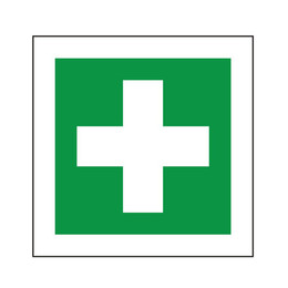 First Aid Sign Small