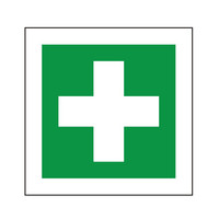 First Aid & Safety Equipment, First Aid Signs - First Aid Sign Small