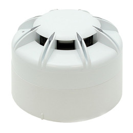 Wi-Fyre Wireless Optical Smoke Detector c/w Batteries