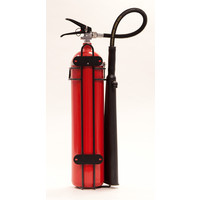 Fire Extinguishers & Blankets, Fire Extinguisher Transport Brackets - CO2 Extinguisher Wired Bracket