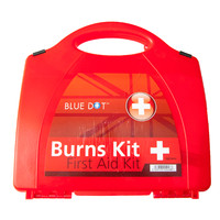 First Aid & Safety Equipment, First Aid Kits - Emergency Burns Safety Kit