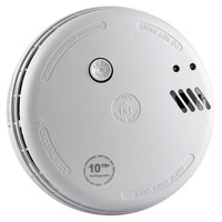 Fire Alarms, Domestic Smoke, Heat & CO Alarms, Mains Powered, Interlinkable Smoke, Heat & CO Alarms, Aico Series 160 Mains Powered Alarms With 10 Year Lithium Batteries And Optional Wireless Base - Aico Mains Power Optical Smoke Alarm