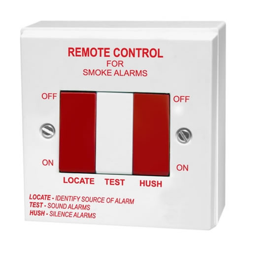 Aico Test Locate And Silence Switch Discount Fire Supplies