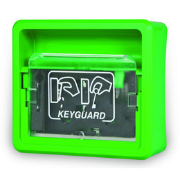 Keyguard Emergency Key Box with Single Pole Microswitch