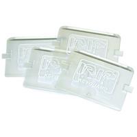 Fire Alarms, Fire Alarm Accessories, Document & Key Storage - Keyguard Emergency Key Box Spare Plastic Windows
