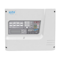 Fire Alarms, Fire Alarm Systems, Infinity ID2 2 Wire Fire Alarm System, ID2 Panels - Infinity ID2 2-8 Zone Fire Alarm Panel