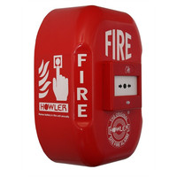 Fire Alarms, Standalone Fire Alarms, Self Contained Alarms - HOCP Howler Call Point Site Alarm